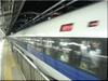 新幹線500系(加速中)