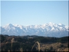 赤倉山と妙高山