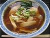 生姜醤油ラーメン