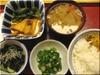 小松菜と厚揚ピリ辛煮