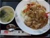 キムチ焼肉あんかけご飯