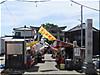 蒲原神社入口