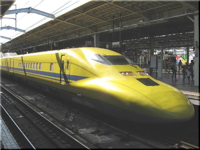東海道新幹線ドクターイエロー(900系)
