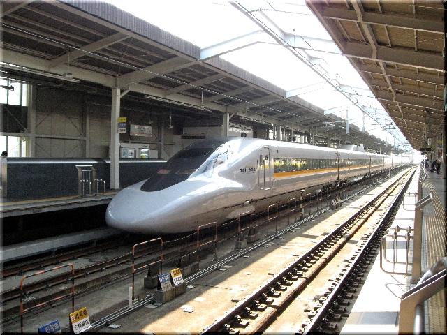 山陽新幹線ひかりレールスター(700系)