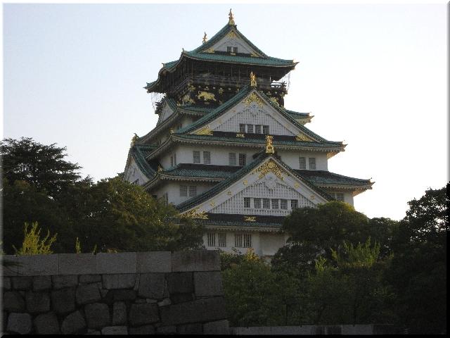 大阪城・天守閣