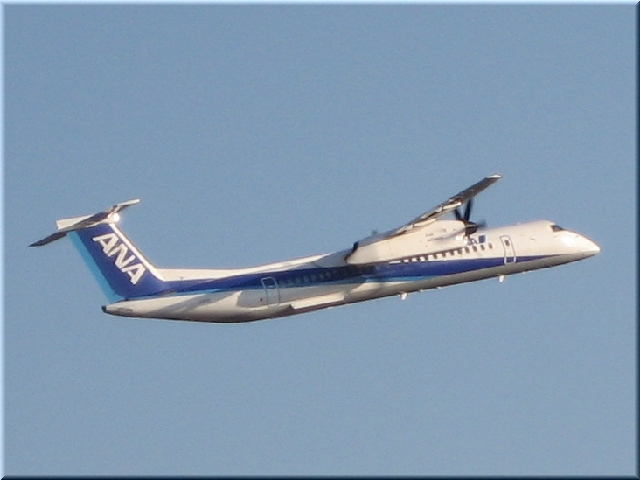 ANA Bombardier Aerospace DHC8‐Q400