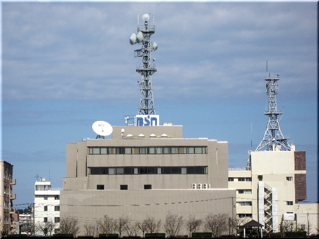 テレビ局・BSN