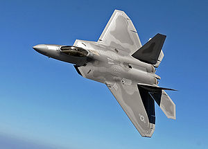 F-22Aラプター(Raptor)