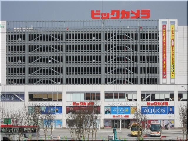 新潟駅南口駅ビル開発