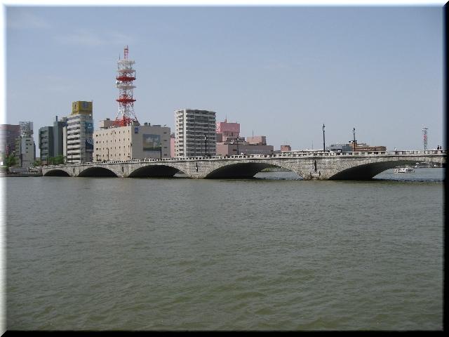 国の重要文化財・萬代橋