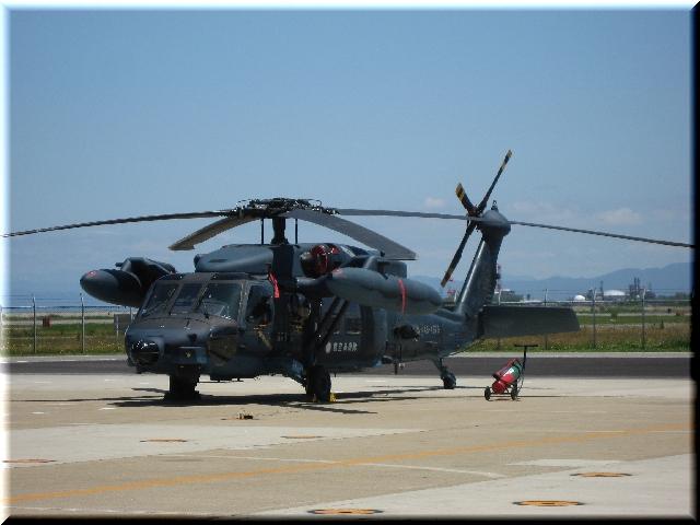 救難ヘリコプター・UH-60J