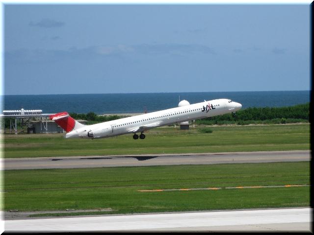 Japan Air Line・McDonnell Douglas MD-90