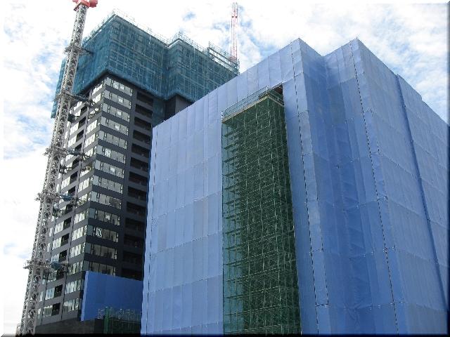 新潟駅南口タワーマンション開発