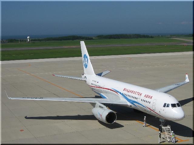 VLK Tu-204-300 RA-64045