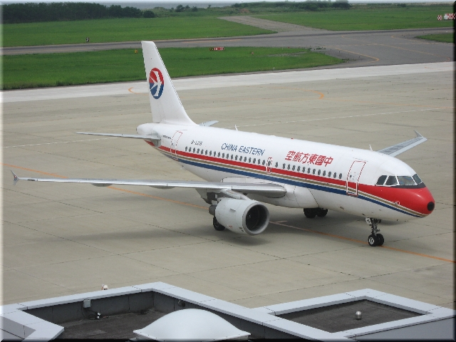 CHINA EASTERN AIRLINE・Airbus A319