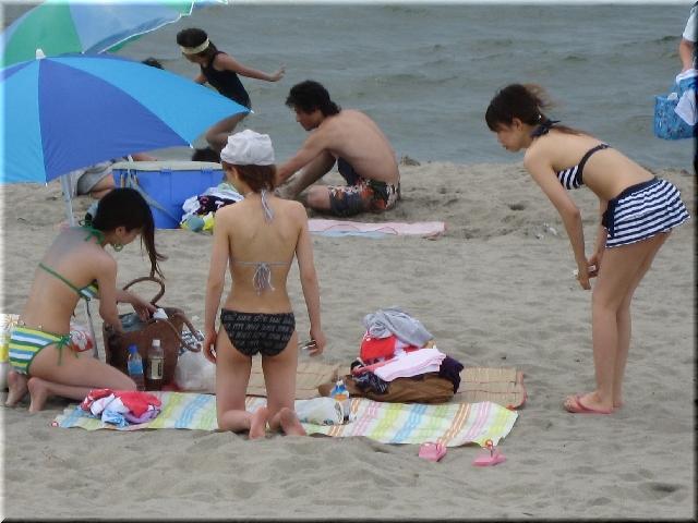 小針浜海水浴場