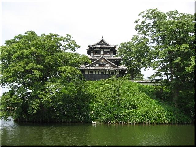 高田公園・三重櫓