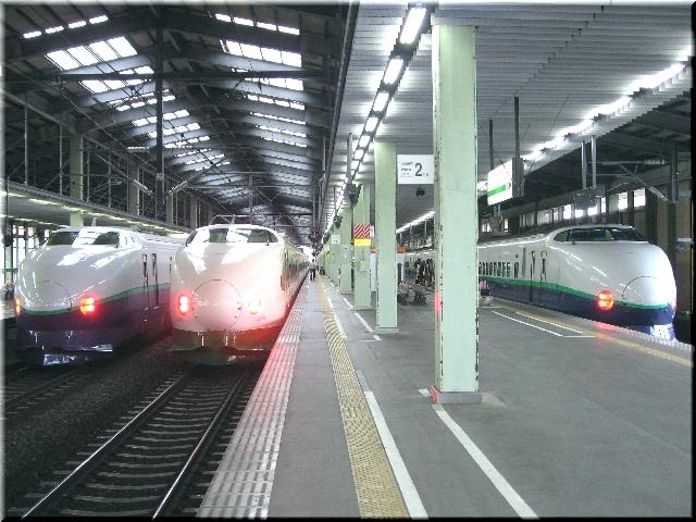 新幹線 200系とき