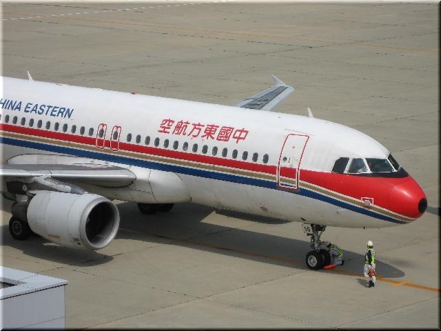 中国東方航空・Airbus A320