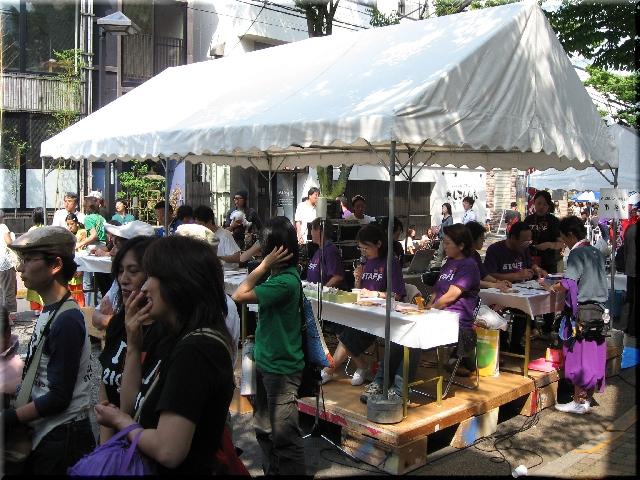 新潟総踊り(南口)