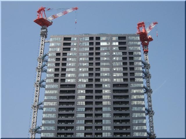 新潟駅南口タワーマンション開発31階建⇒6月