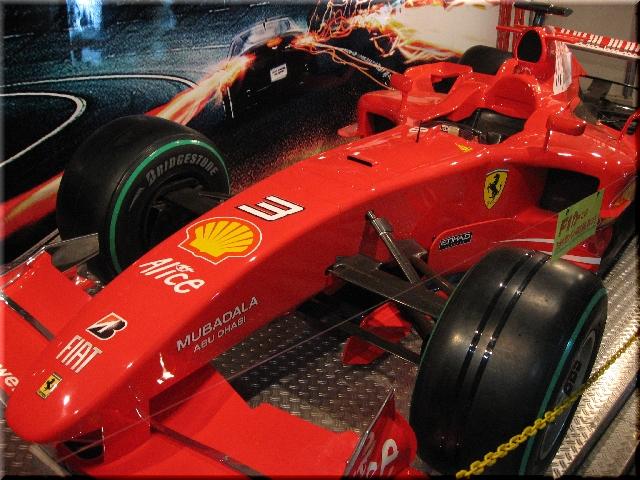 Ferrari F2005/Tipo055