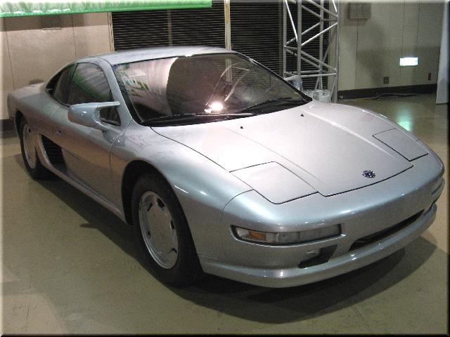 NISSAN MID4(�U型)(1987年)