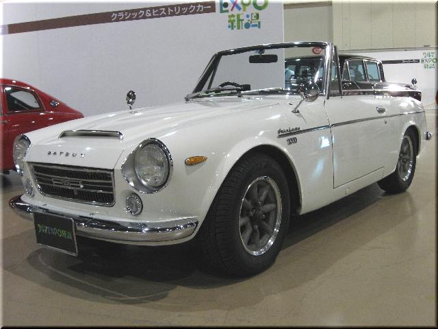 DATSUN FAIRLADY2000 SR311(1967年)