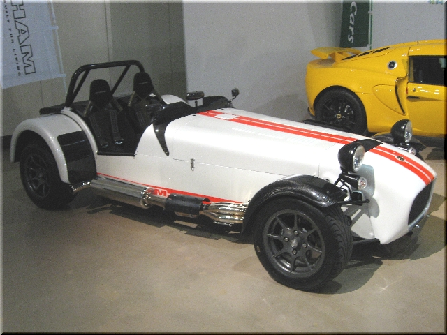 CATERHAM SUPER SEVEN SUPERLIGHT R500