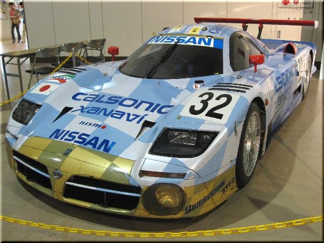 NISSAN R390 GT1(1998年)