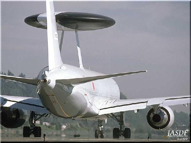 E767早期警戒管制機(AWACS)