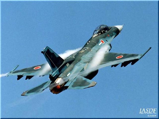 F-2支援戦闘機