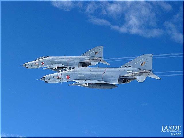 F-4EJ改戦闘機