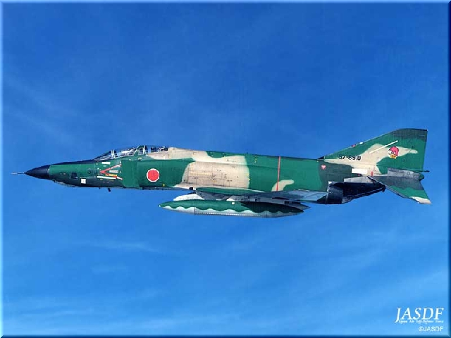 RF-4E偵察機