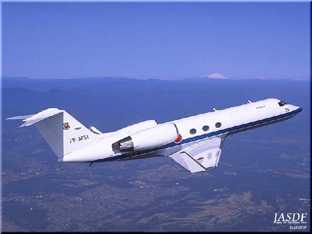 U-4多用途支援機(Gulfstream IV)