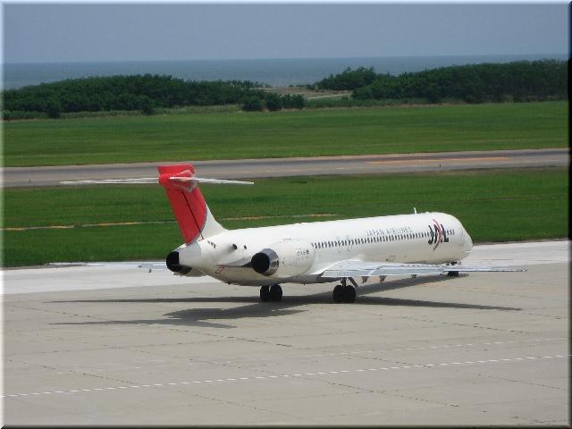 JAL McDonnell Douglas MD-90 JA8029