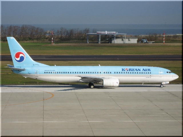 KAL Boeing 737-900 HL7724