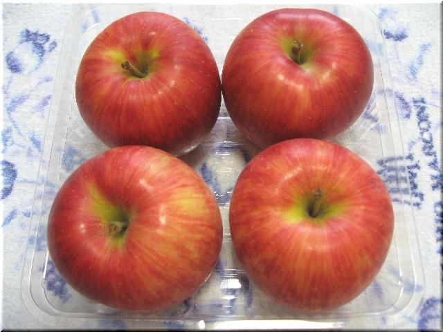 リンゴ・サンつがる(長野県産)
