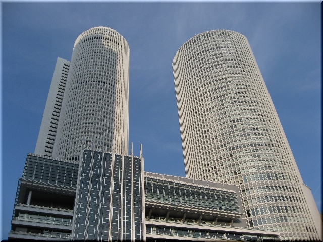 JR名古屋駅・セントラルタワー