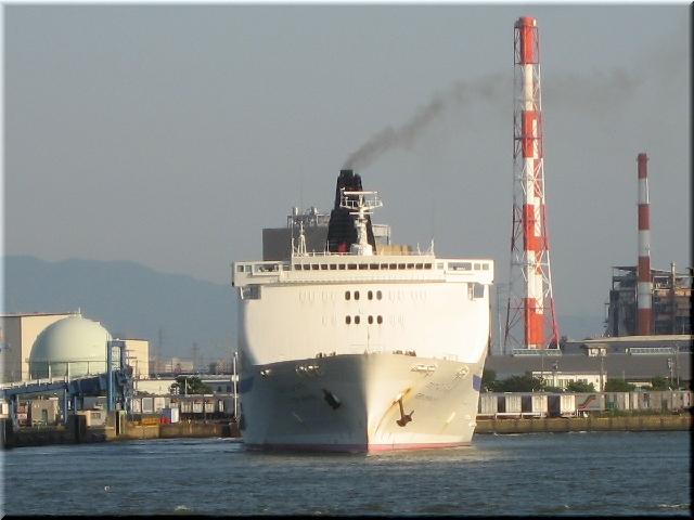 新日本海フェリー しらかば