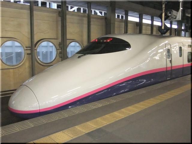 新幹線 E2系とき
