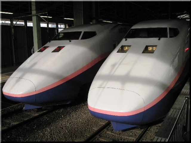 新幹線 E1系MAXとき