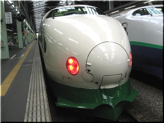 新幹線 200系とき(初期型色)