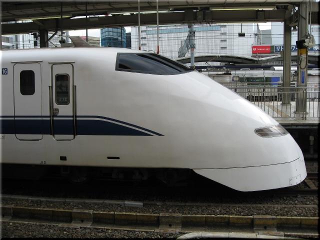 東海道新幹線300系J12(名古屋駅)