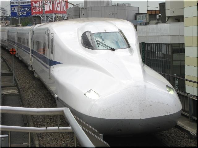 東海道新幹線N700系N6(名古屋駅)
