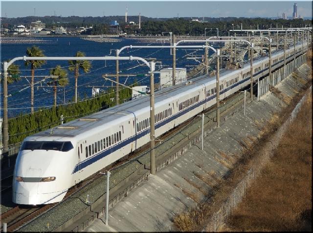 東海道新幹線300系J7(PDS)