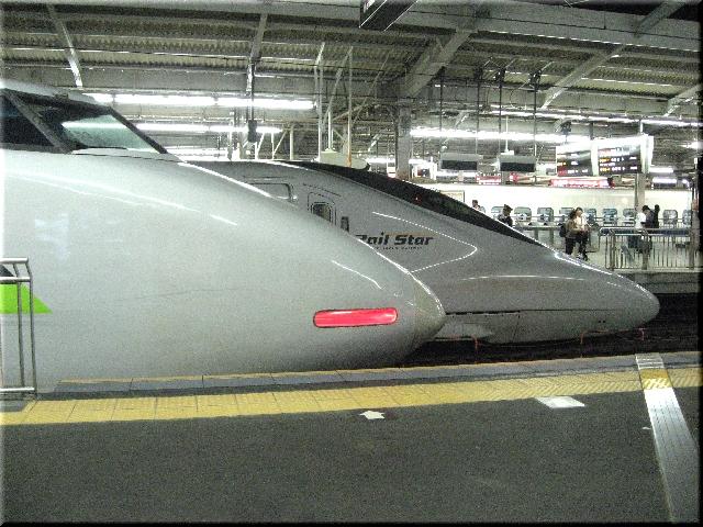 山陽新幹線100系K53(新大阪駅)