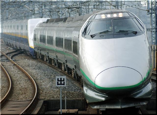 東北・山形新幹線400系L9(PDS)