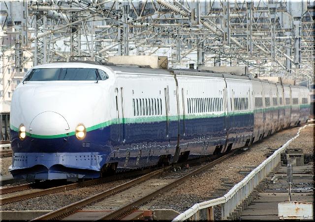 東北新幹線200系K51(PDS)