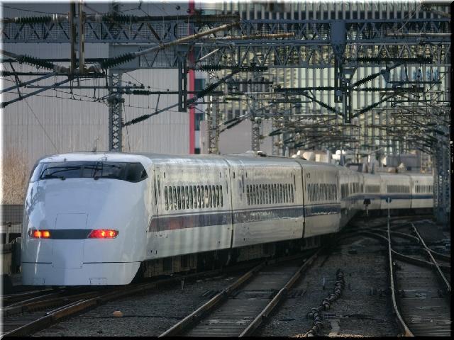 東海道新幹線300系こだま号